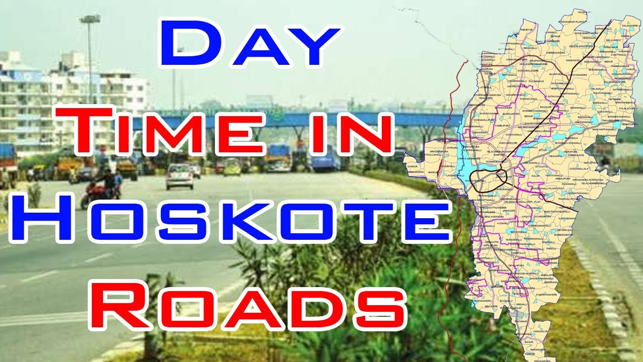 Download Day Time in Hoskote Roads
