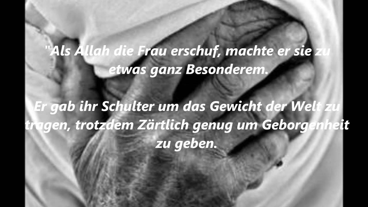 Der Wert Einer Frau In Islam (träne Der Frau)   YouTube