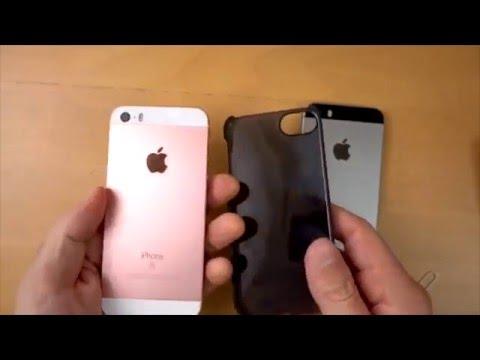 iPhone SE : รีวิว สีชมพู ในราคาสัมผัสได้