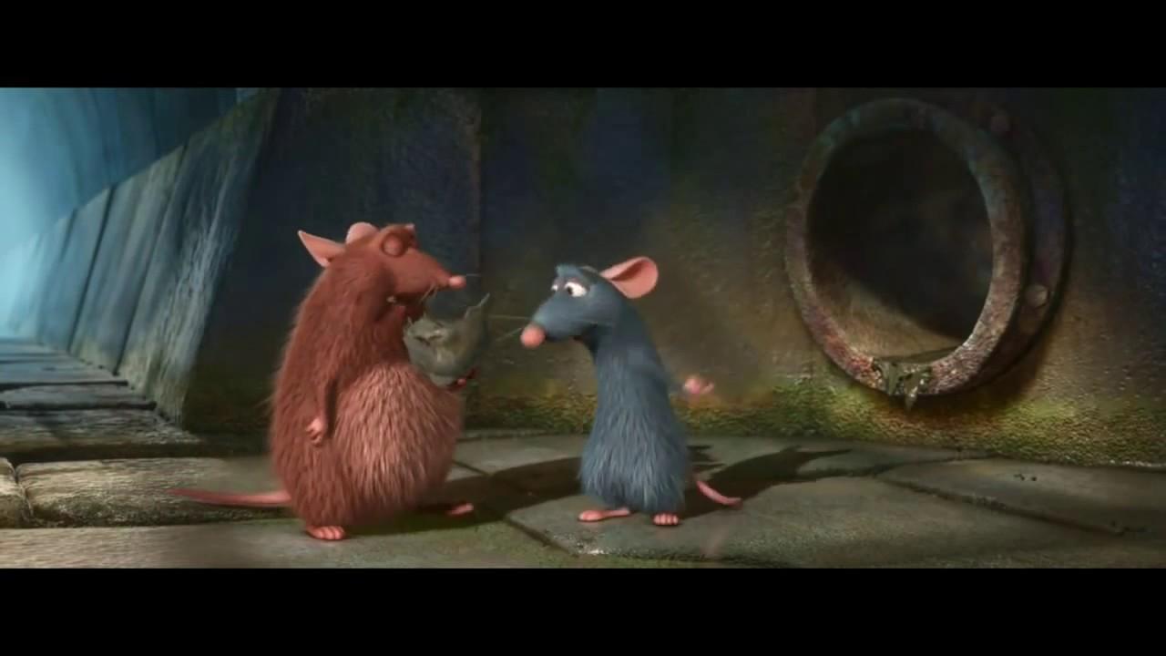 Ratatouille Trailer Deutsch