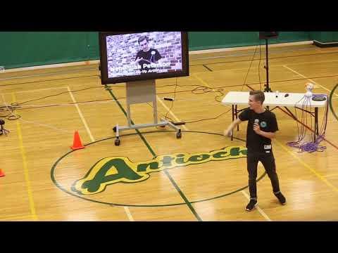 Highlights of the Antioch Upper Grade School Assemblies