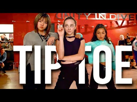"JASON DERULO Feat. FRENCH MONTANA - ""TIP TOE"", Choreography By @nikakljun"