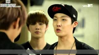 RUS SUB MTV Rookie King  Channel Bangtan Ep  8
