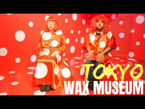 Tokyo Wax Museum[Madame Tussauds Japan]