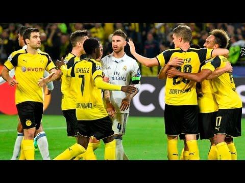 Download Borussia Dortmund vs Real Madrid 2-2 // All Goals & Full Highlights // UCL 27/09/2016 HD
