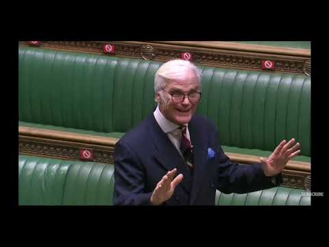 Sir Desmond Swayne denounces compulsory Vaccinations in the House of Commons
