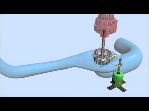Kaplan turbine   Run of the river hydroelectricity   How it works! Animation