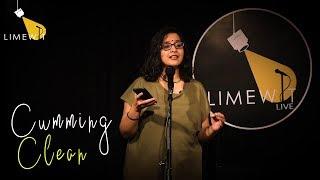 Cumming Clean - English Poetry on Taboos around Sex & Indian Women- Abhilasha Chhabra - LIMEWIT Live