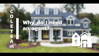 Why do I need an agent?