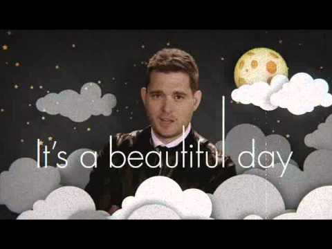 MICHAEL BUBLE - It's A Beautiful Day (SHOWSTOPPERS MIX)