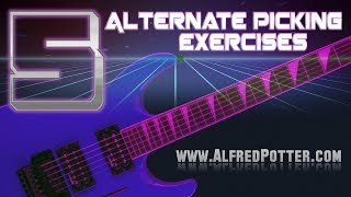 5 Alternate Picking Exercises - Boost Speed and Accuracy