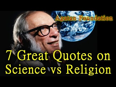 7 Great Quotes on Science vs Religion