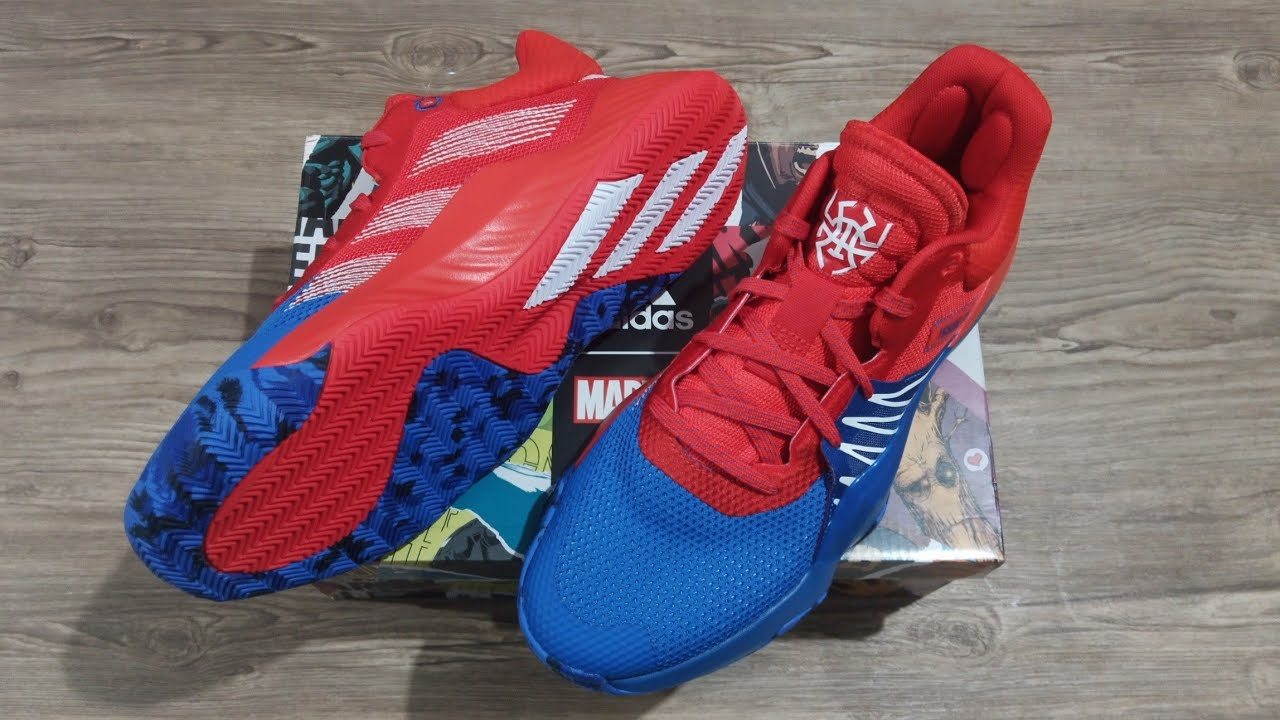 Admin sferico squallido  UNBOXING | D.O.N issue.#1 Amazing Spider-man | ADIDAS| - YouTube