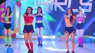 Destardes coregrafia mixta Los DBoys y D'girls canciones: Grace - Y...