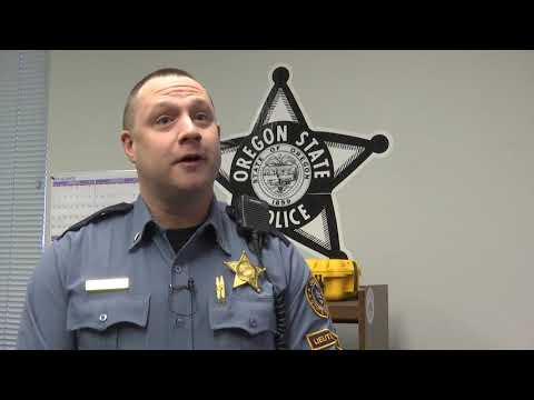 3 Pounds of meth seized in Klamath Falls traffic stop