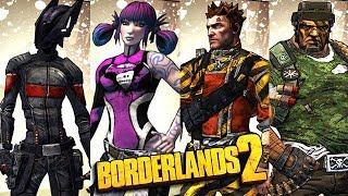Borderlands 2: Domination Skin Pack
