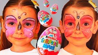 Ищем СЮРПРИЗЫ с Игрушками в отеле Пасхальный ЧЕЛЛЕНДЖ / Kids play Easter Egg  Hunt / Magic Twins