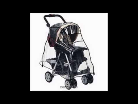 Детская прогулочная коляска Easy Go Mori - YouTube