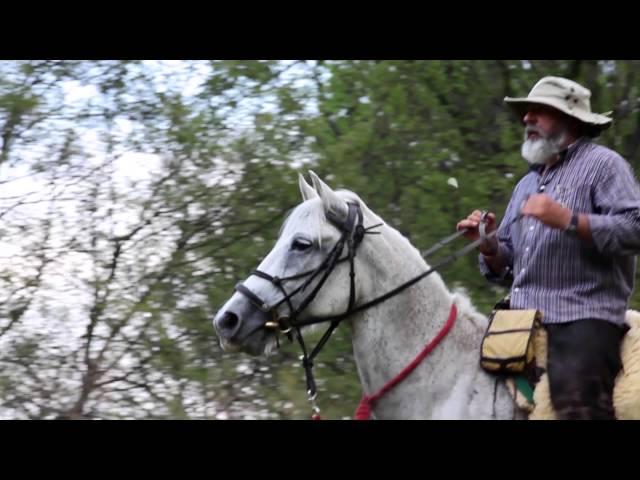 Călare în Carpaţi episodul 2 - Pe drumul romanilor