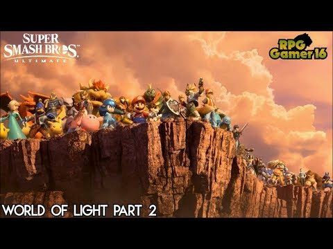 Super Smash Bros. Ultimate - World of Light (Part 2) thumbnail