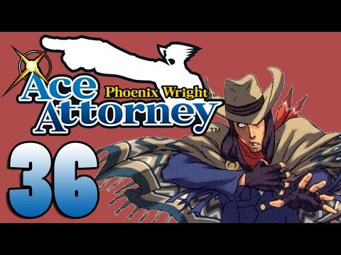 Phoenix Wright: Ace Attorney -36- TAKE THAT, PARDNER!
