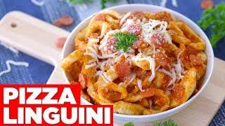 Pizza Linguini – Eat The Pizza! #20