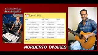 Norberto Tavares featured on Susan Hurley-Glowa's Excursiones Musicales