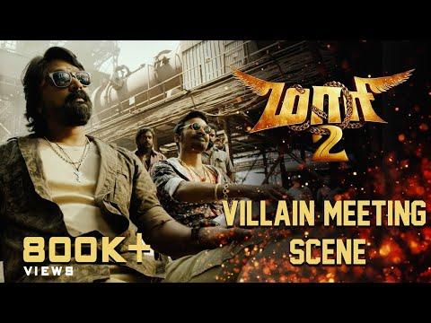 Maari 2 - Villain Meeting Scene   Dhanush   Sai Pallavi   Krishna   Tovino Thomas