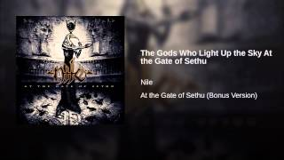The Gods Who Light Up the Sky At the Gate of Sethu