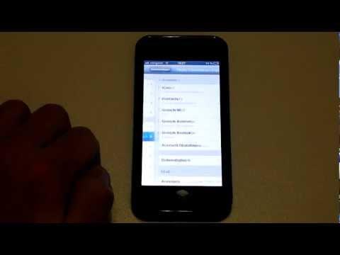 iPhone 5 - Google Kalender einrichten CalDAV - Kalender synchronisieren mit Gmail