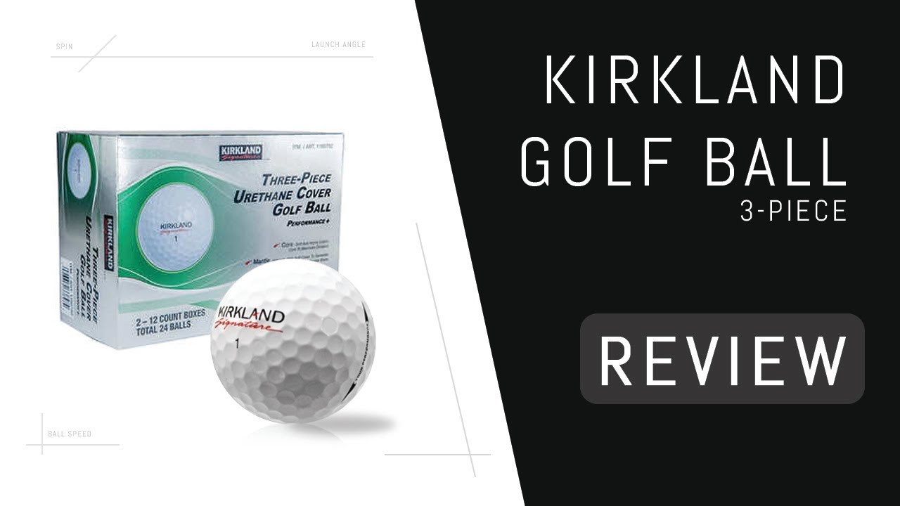 Kirkland Signature Golf Balls Review (Must Read Before You Buy