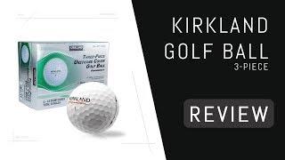 Kirkland Golf Ball Review thumbnail