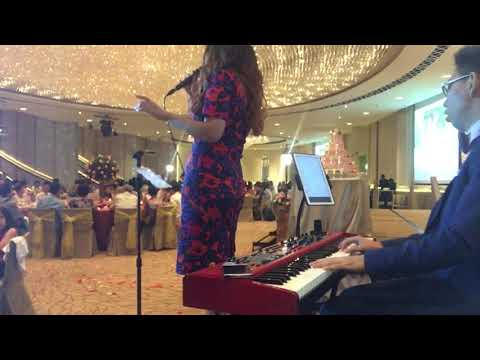 If I Ain't Got You - Dreambird Music - Singapore Wedding Live Band, Singapore Wedding Singer