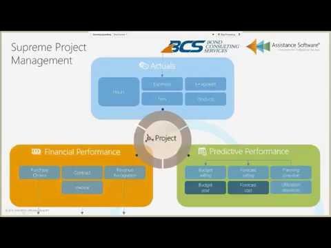 PSA Suite Inside Dynamics CRM for Professional Services Firms