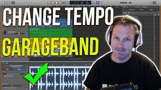 Download Lagu Garageband How to Change Tempo of One Track mp3