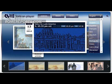 Vatican Radio's website gets a Facelift