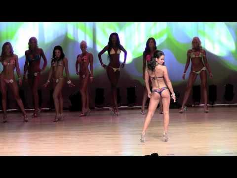 Bikini Fitness Contest Boston
