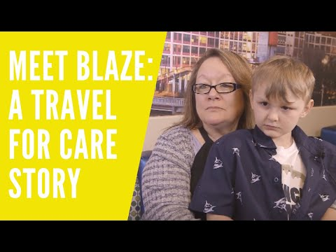 Meet Blaze: A Travel For Care Story