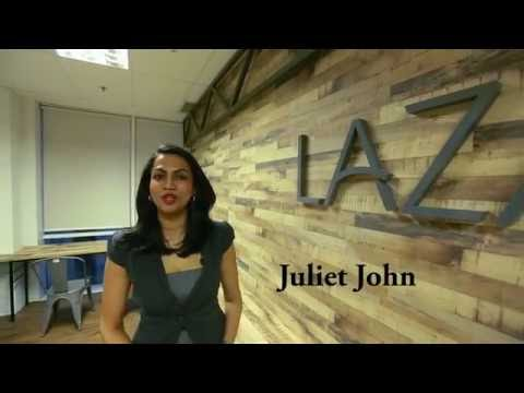 Juliet John interviews the CEO of Lazada Malaysia.