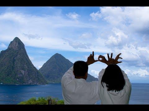 Jade Mountain Resort - Pitons - Saint Lucia Island - Caribbean