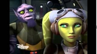 Звездные войны повстанцы 2015 мультик онлайн новинка дисней (Disney and Pixar)