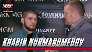 UFC 249: Khabib discusses his list of greatest fighters of all time | State of Combat