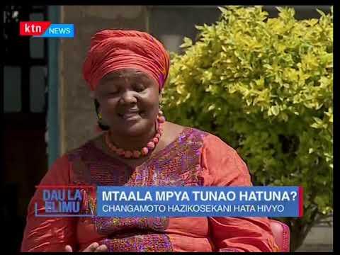 Mabadiliko yaliyopo katika mfumo mpya wa elimu | Dau la Elimu