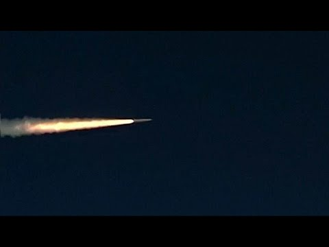 A Russian hypersonic missile has been successfully test-launched from a MiG-31 jet.