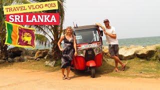 Vlog #013 - Tuk Tuk Adventures - SRI LANKA