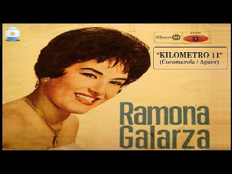 "RAMONA GALARZA 🎶 🎶 🎶 ""KILOMETRO 11"" (Con Letra Incluida) - YouTube"