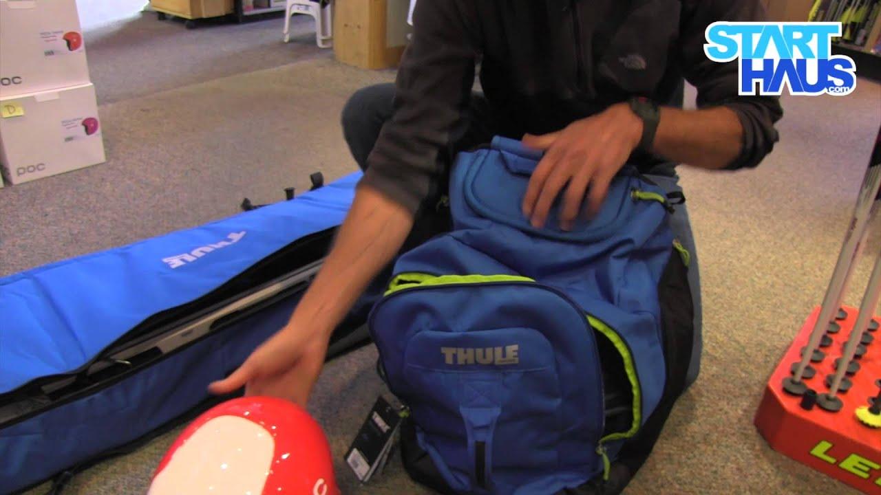 Thule Roundtrip Boot   Ski Bag - YouTube 1d7726e5b663d