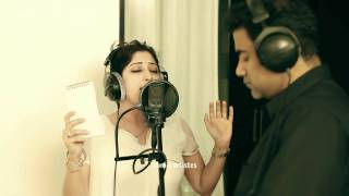 Lakshmi Gopalaswamy records for The Unity song