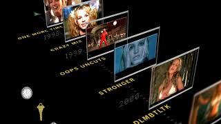 Britney Spears Greatest Hits: My Prerogative DVD - Alternate View Navigation