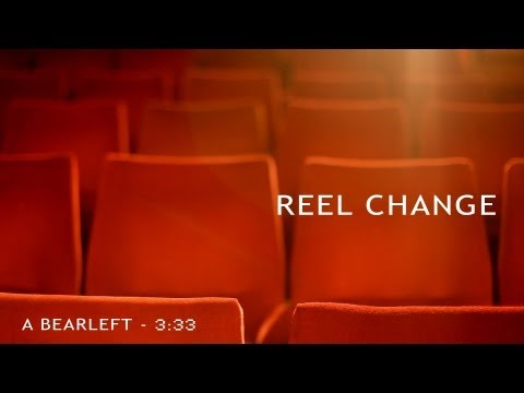 REEL CHANGE at the Palace Cinema in Cinderford